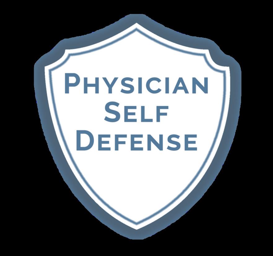 Physician Self Defense