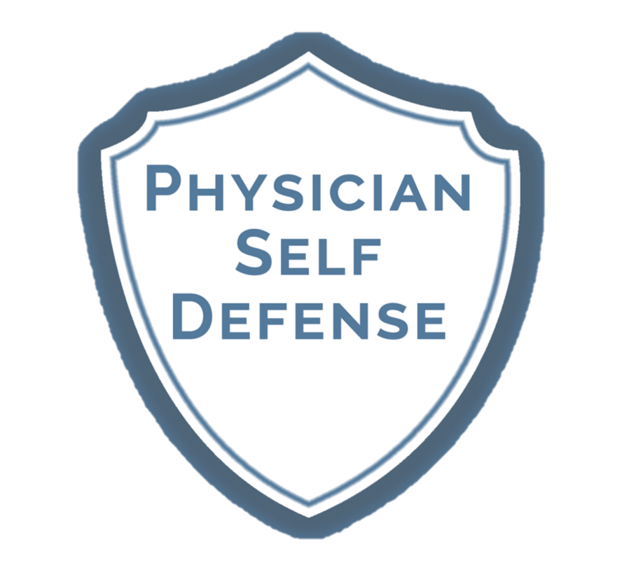 Physician Self Defense