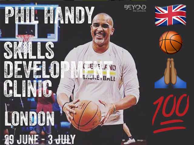phil handy basketball