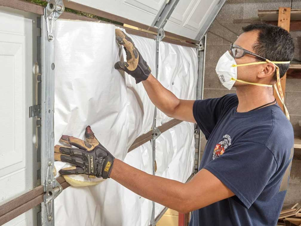 How to Insulate your Garage Door