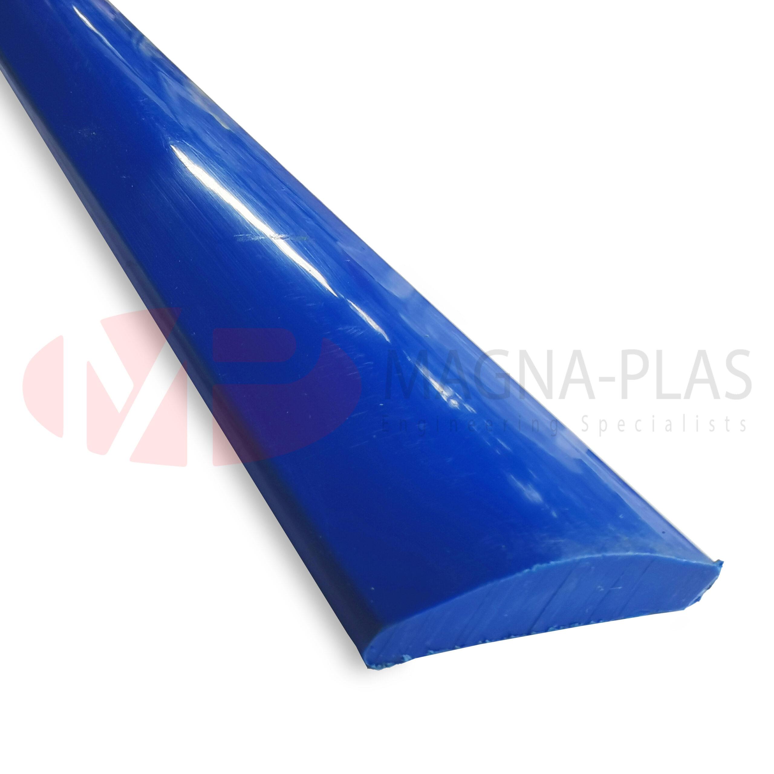 Boat Trailer Blue Skid
