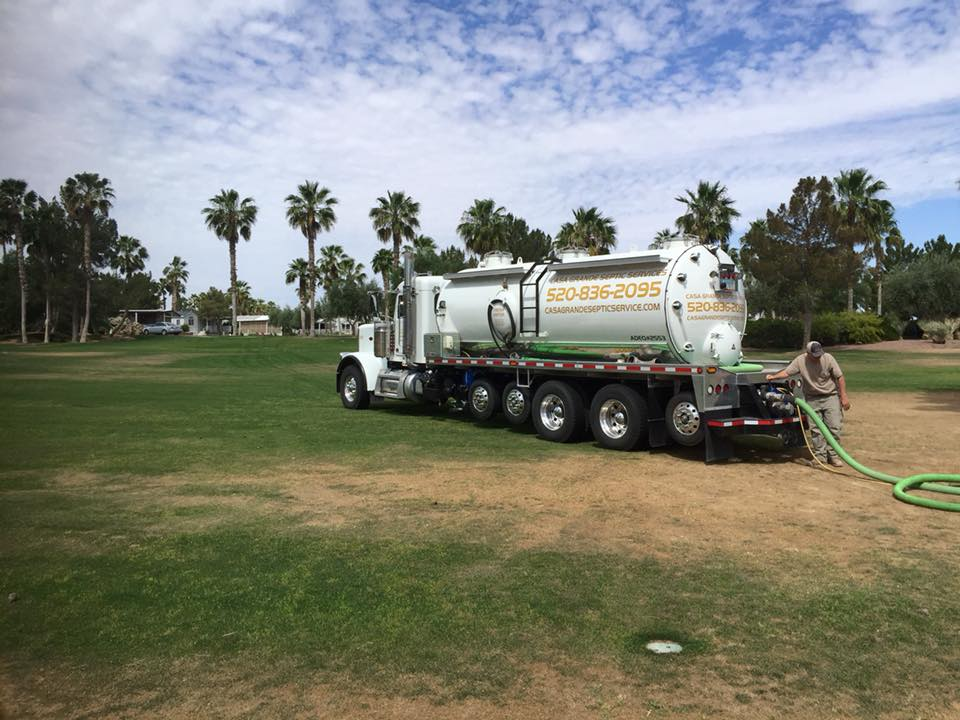 Coolide septic service