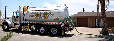 septic pumping and cleaning