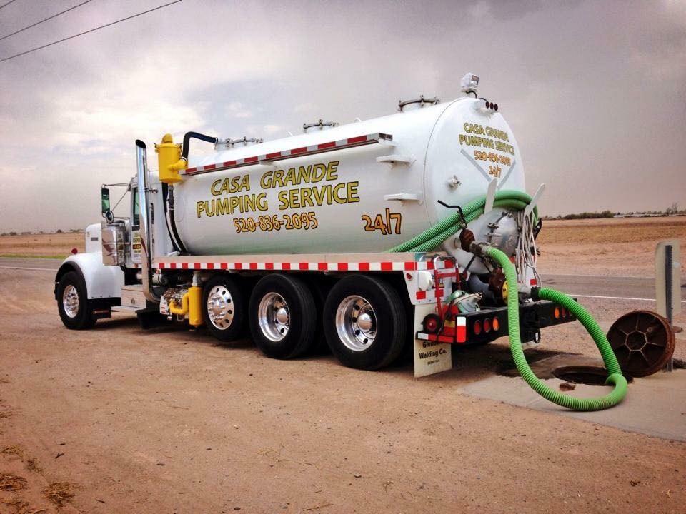 Arizona City septic service