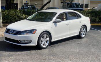 2015 VW PASSAT TSI SE