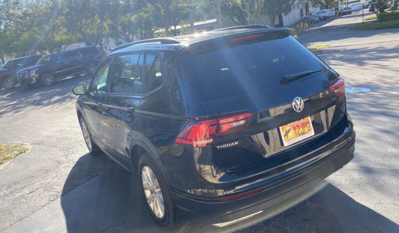 2019 VW TIGUAN full