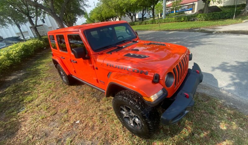 2019 JEEP WANGLER RUBICON full
