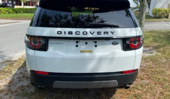 2017 LAND ROVER DISCOVERY SPORT full