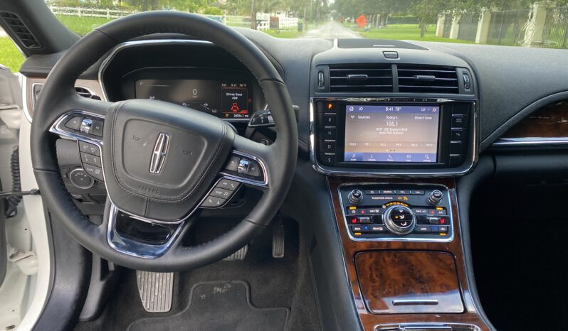 2020 LINCOLN CONTINENTAL full