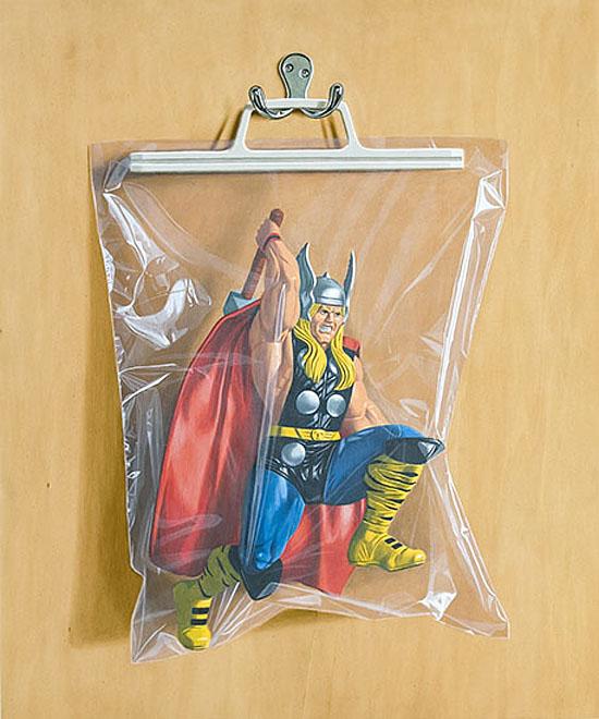Dr. Donald Blake aka Thor