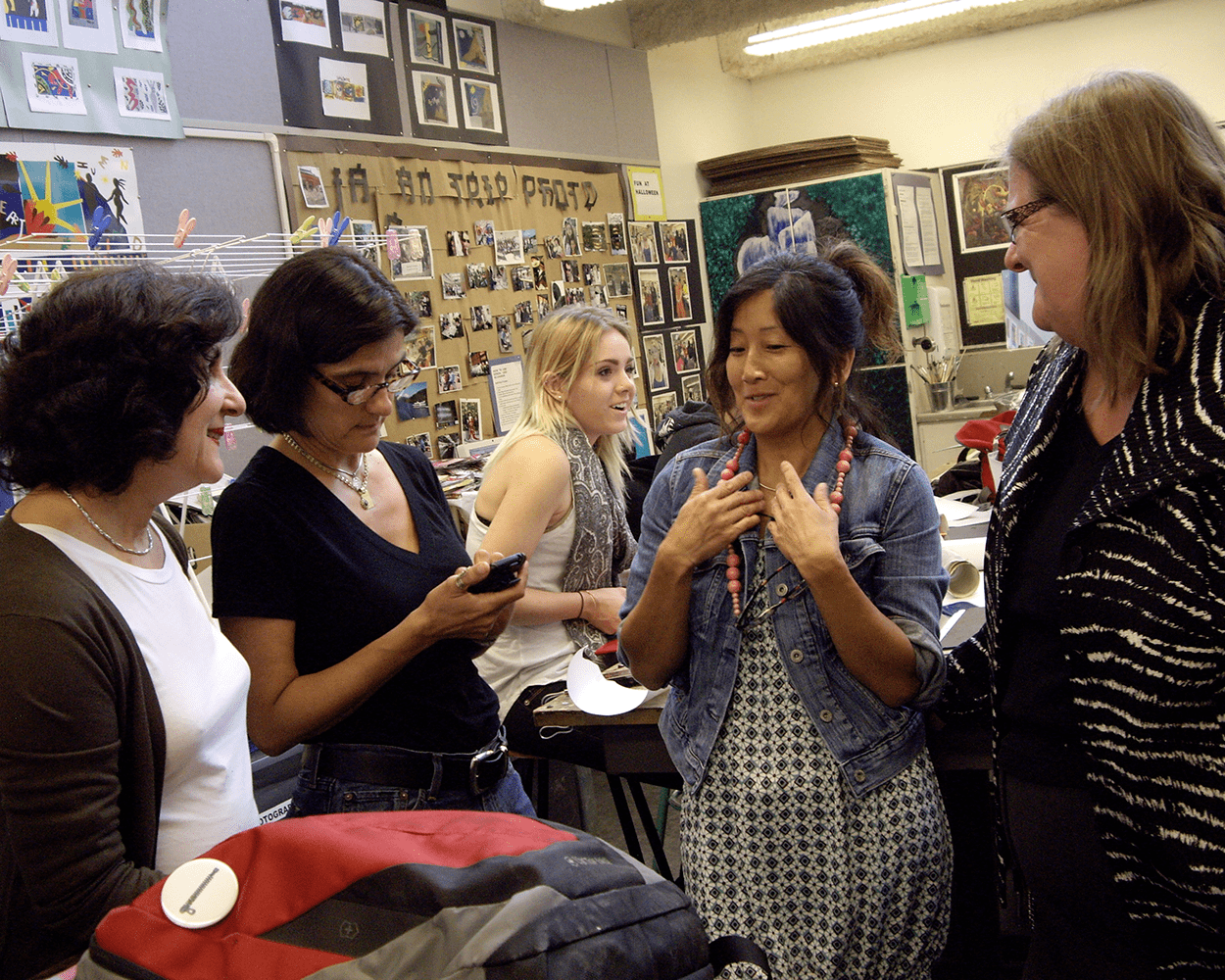Teachers and Artistic Directors