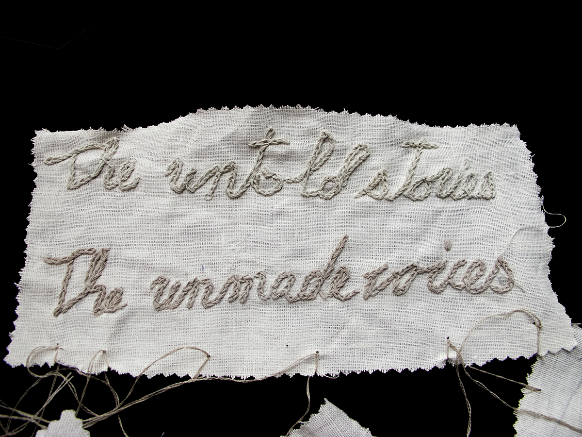 Student Embroidery
