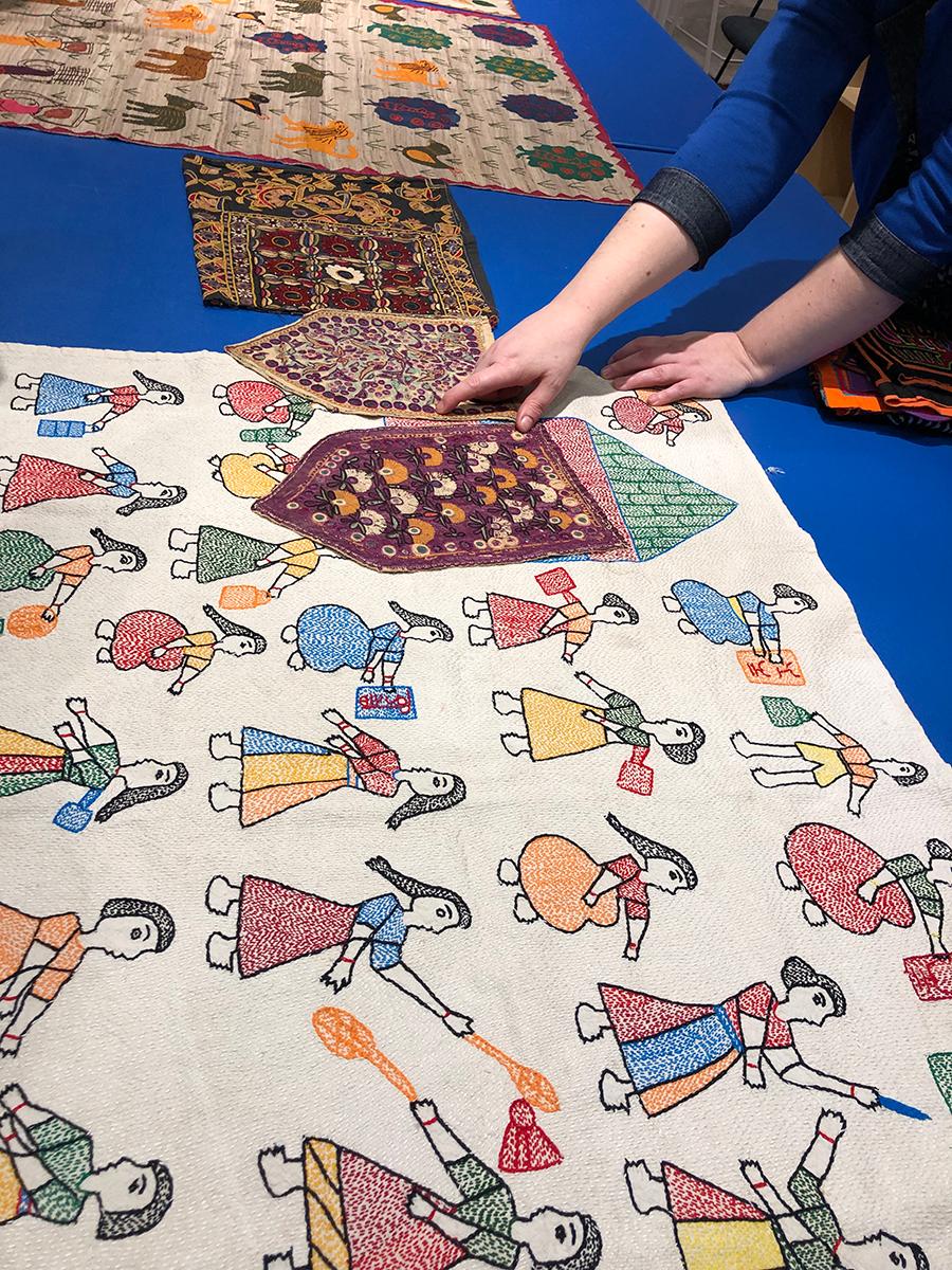 Textile Museum of Canada Exhibition