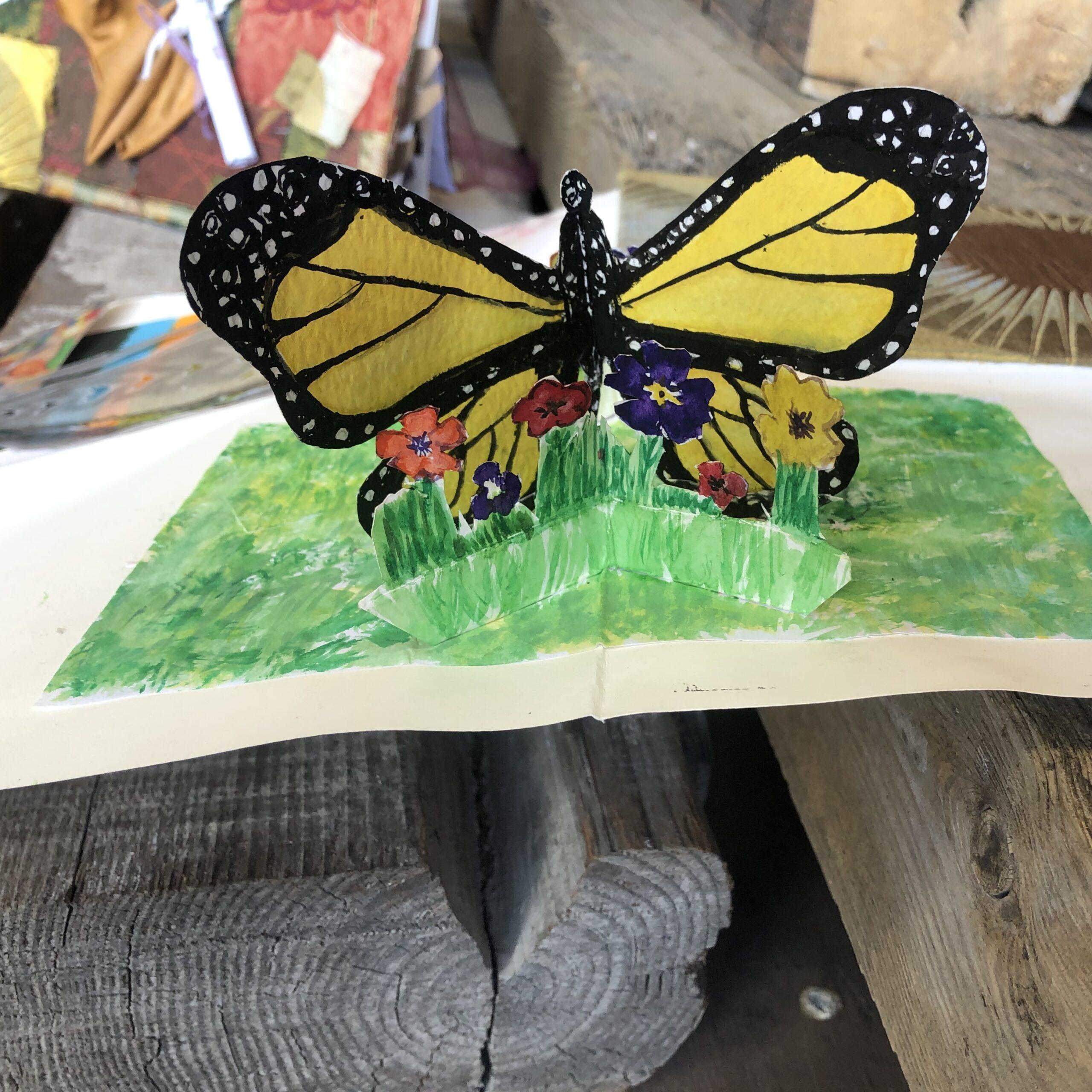 Fouzia-Butterfly