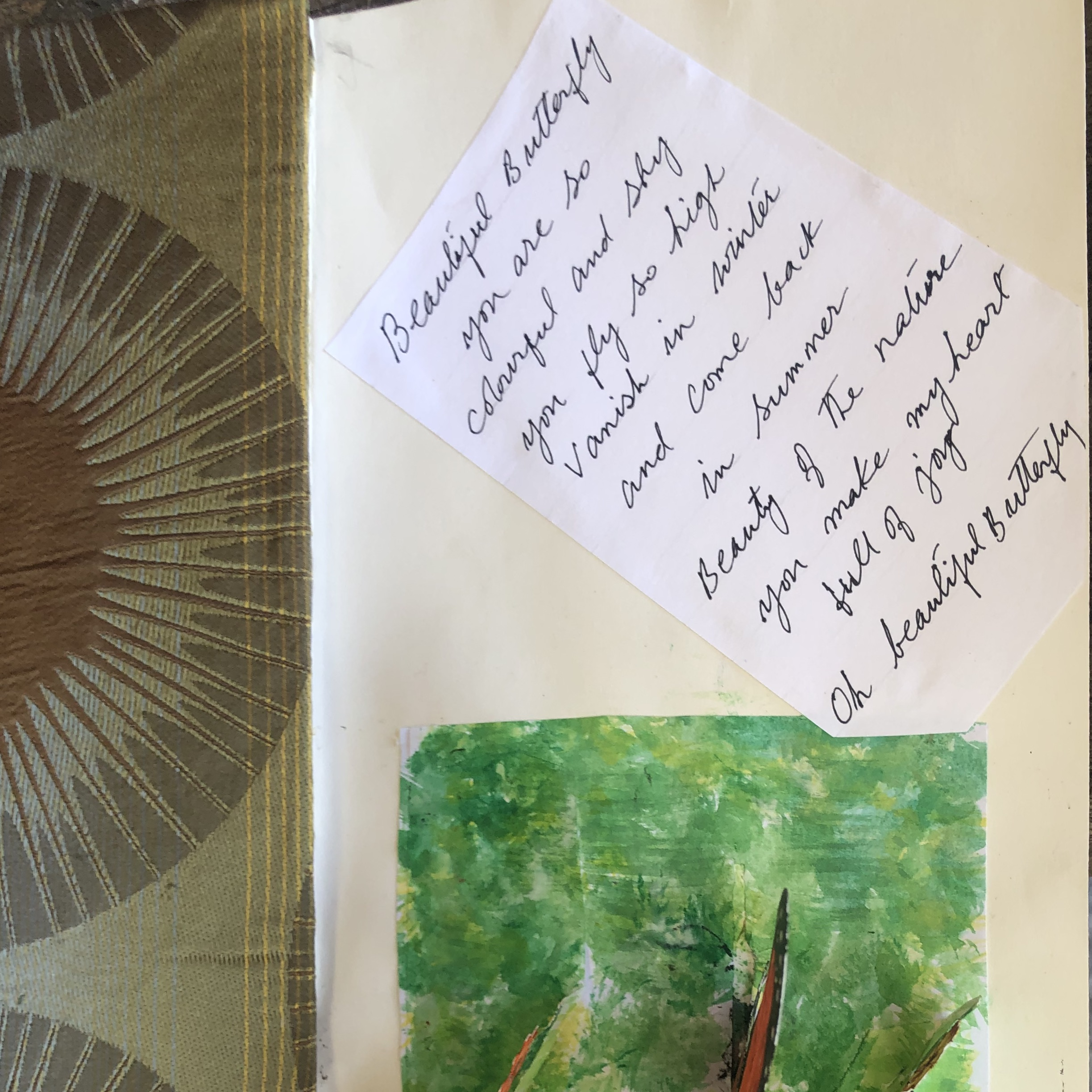 Fouzia-Writing