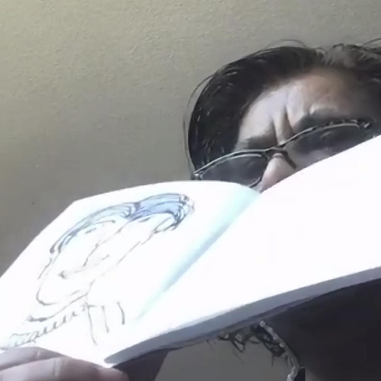 10.Zeenat-Drawing