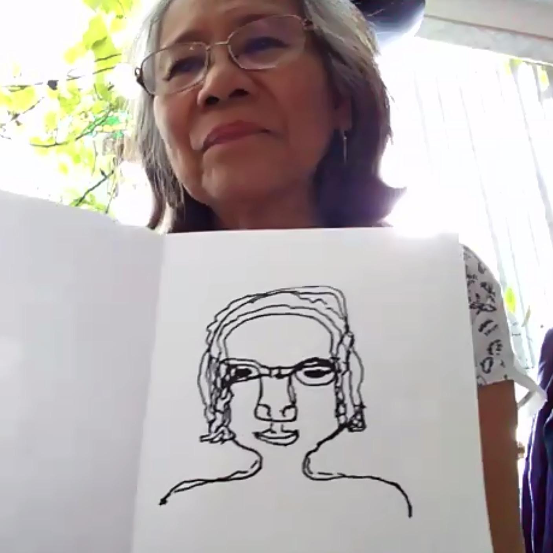8.Angela-Drawing