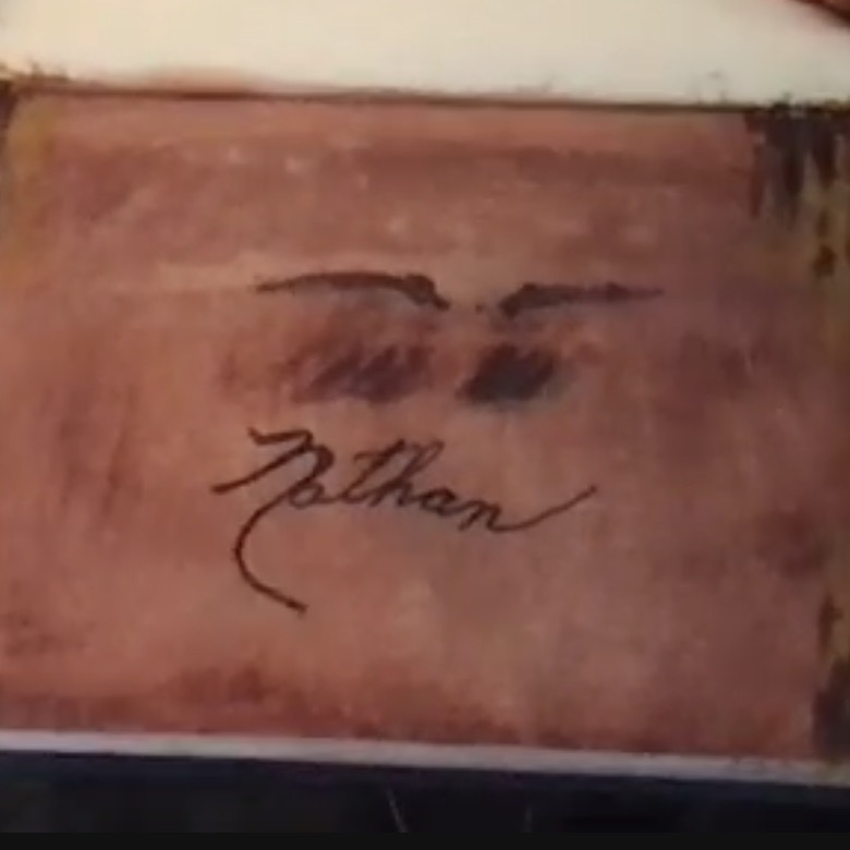 Shirley-responding-to-Nathan-Carson-in-her-sketch-book