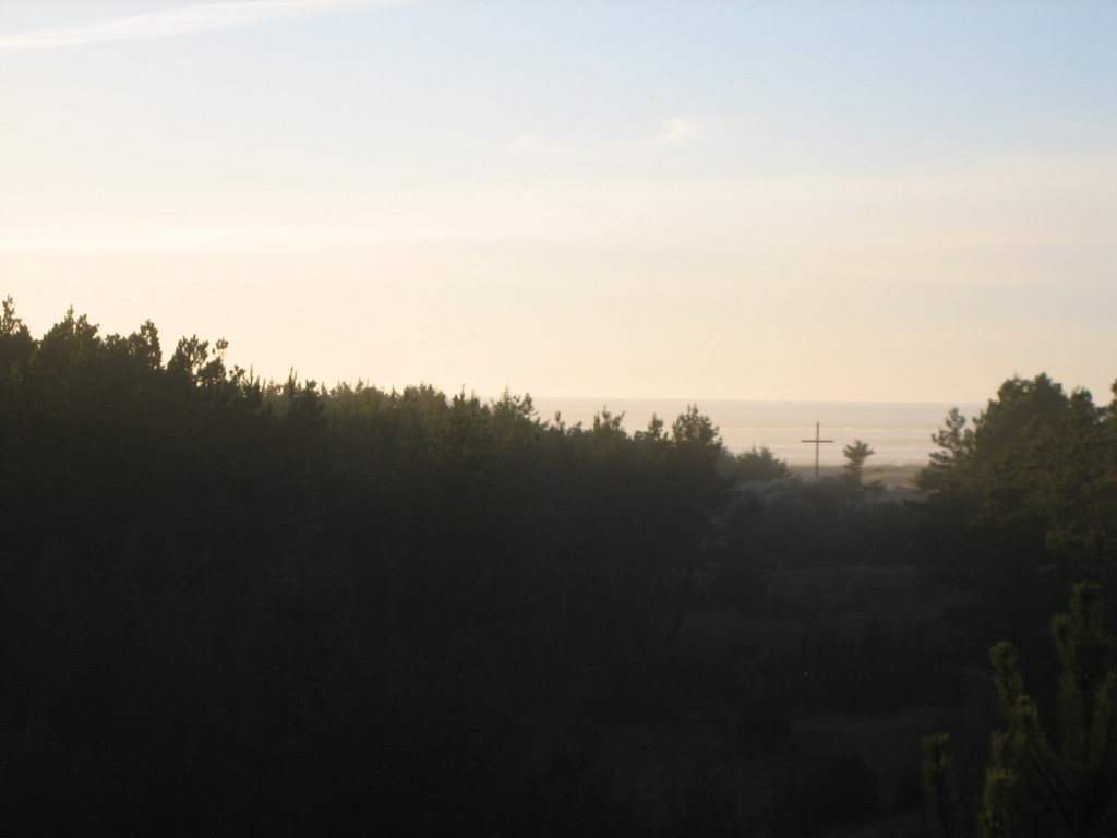 From the deck
