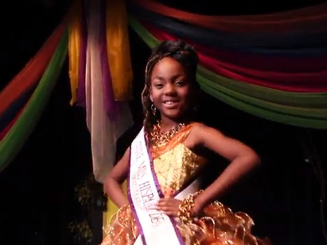 """Little Miss Hispanic Delaware stripped of her crown for not being """"Latina enough"""""""