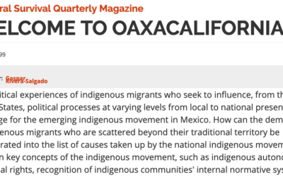 Welcome to Oaxacacalifornia