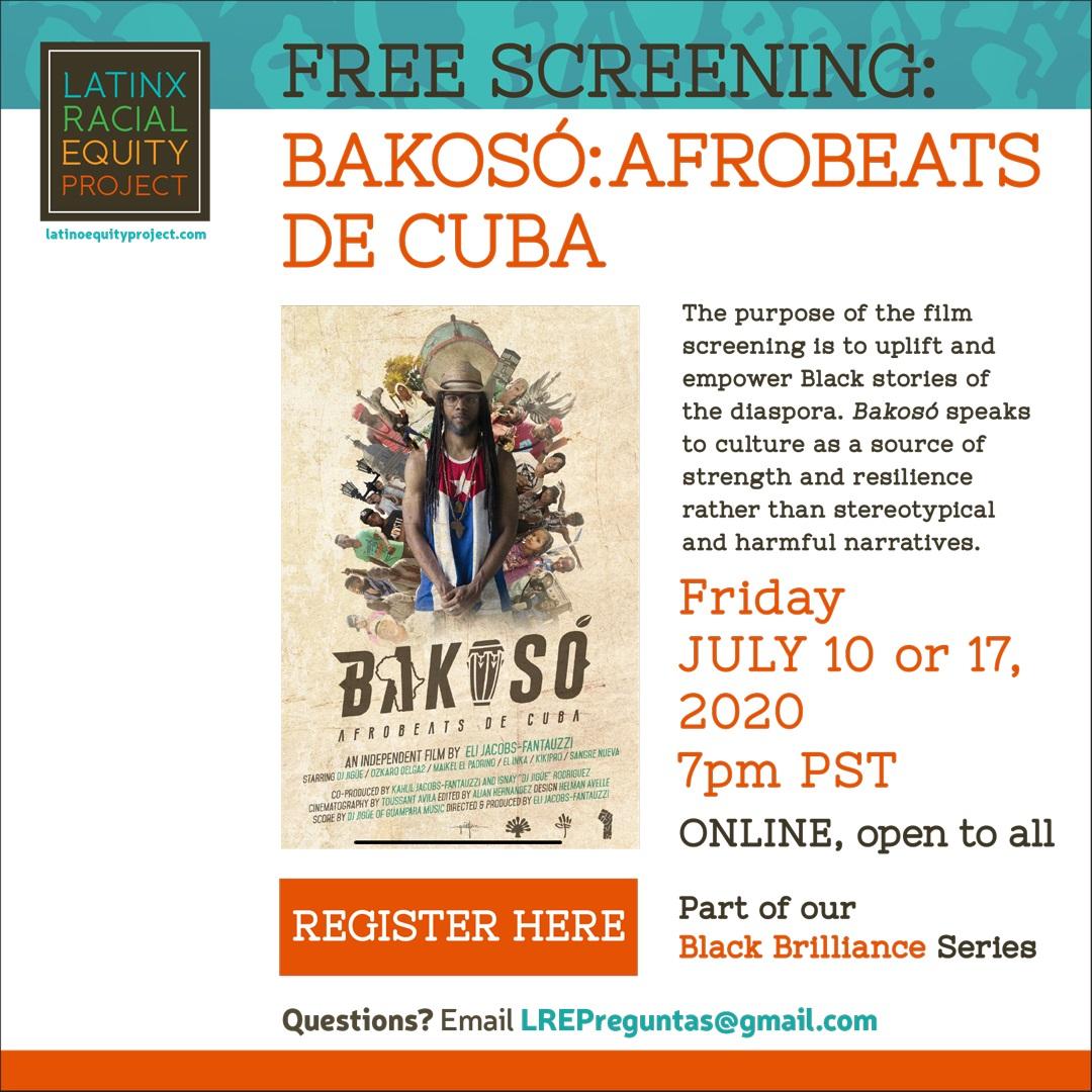 LEP Screening Bakoso Afrobeats