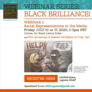 LEP Webinar Black Brilliance