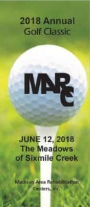 MARC Annual Golf Classic 2018