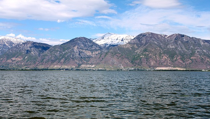 "Foreigner on Utah Lake: ""It's the best state park I've visited"""