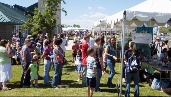 Welcome to the Utah Lake Festival!
