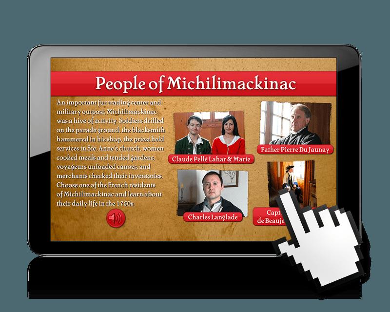 People of Michilimackinac