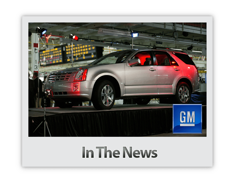 GM Hires Future Media Corporation to Stage Anniversary Event