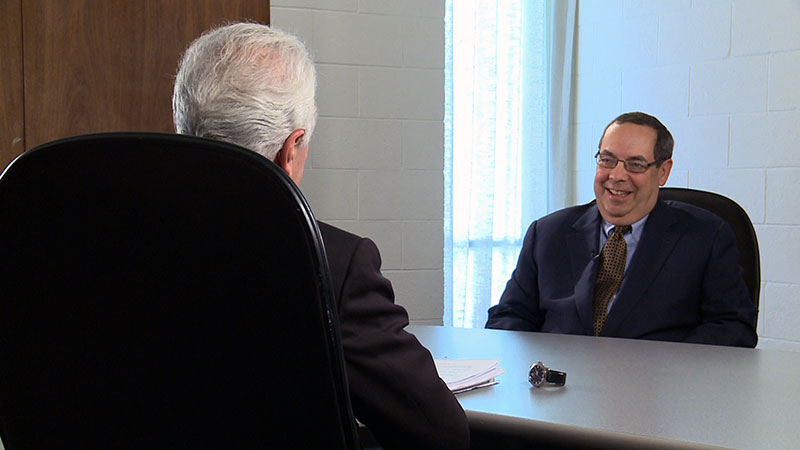 Interview of Morley Winograd by Doug Ross for the Governor James J. Blanchard Living Library of Michigan Political History, sponsored by the Michigan Political History Society, recorded by Future Media Corporation.
