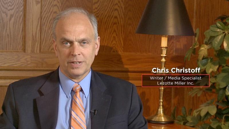 Michigan Association of Retired School Personnel - Chris Christoff