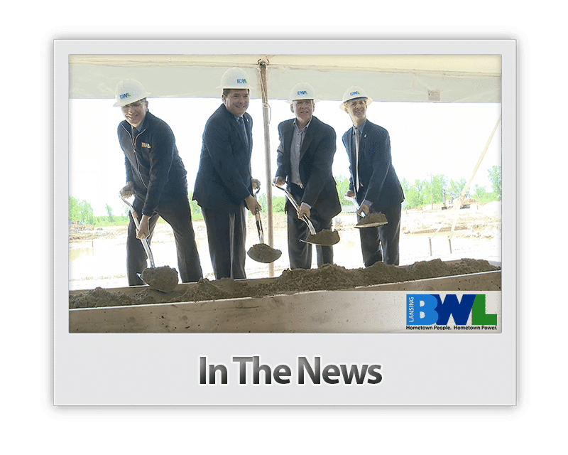 BWL – Delta Energy Park Groundbreaking