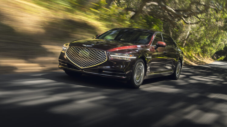 Genesis G90Photo: James Lipman