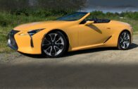 First Drive Preview! The V8-powered 2021 Lexus LC500 Convertible