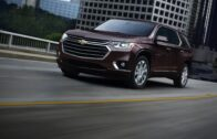 2020 Chevy Traverse Has Space For Family. Maybe Two!