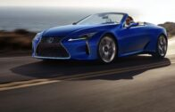 Lexus LC 500 Convertible Is Luxury Tanning!
