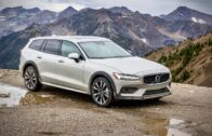 The Volvo V60 Cross Country Will Have You Riding High