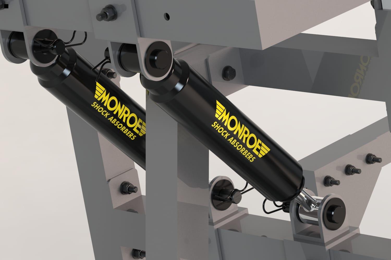 Keyshot rendering of new product