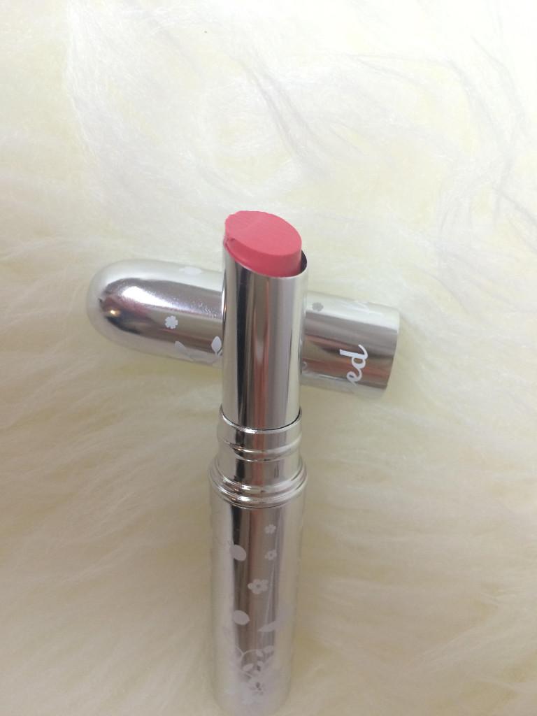 100 percent pure lip glaze in vixen