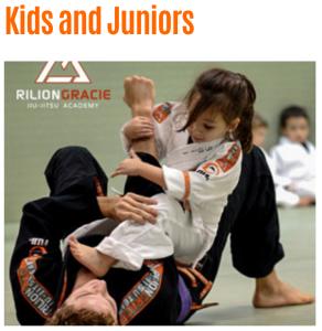 Kids and Juniors