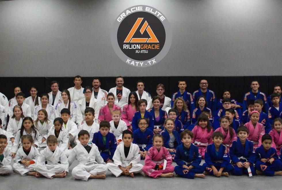 Rilion Gracie Academy - Katy,TX