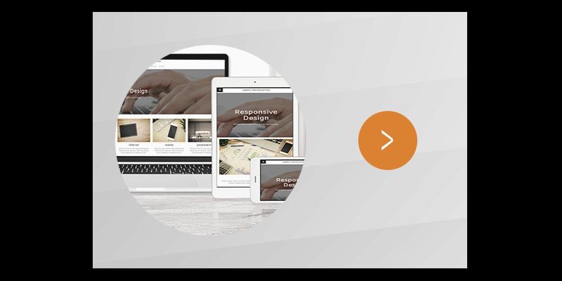 web design samples from DDM Web