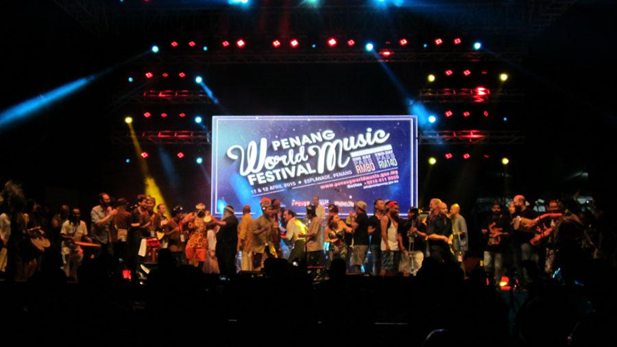 Penang World Music Festival