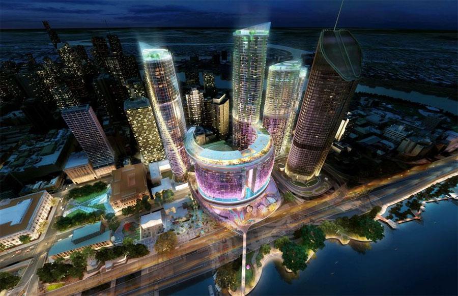 Image: Destination Brisbane Consortium 2014