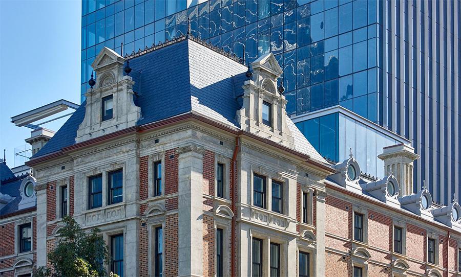 The new COMO The Treasure, Perth. Photo: COMO Hotels