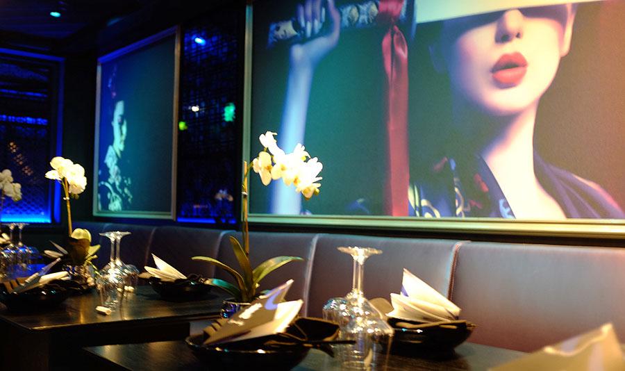 Dragon Lady Restaurant. Photo: Chris Ashton