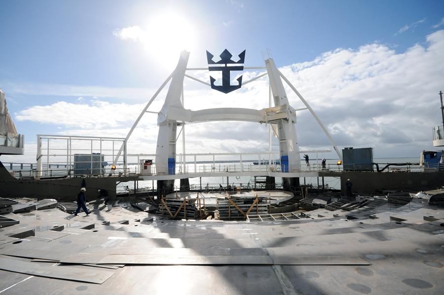 Harmony of the Seas. Photo: Royal Caribbean International